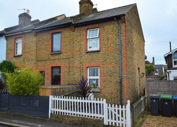 Thumbnail 2 bed semi-detached house for sale in Gladstone Road, Surbiton