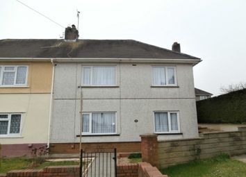 Thumbnail 3 bed end terrace house to rent in Brynamlwg, Llanelli