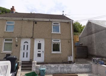 Thumbnail 2 bed property to rent in Lewis Street, Pontrhydyfen, Neath