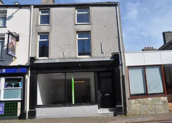 Thumbnail 3 bed flat for sale in Stanley Street, Holyhead