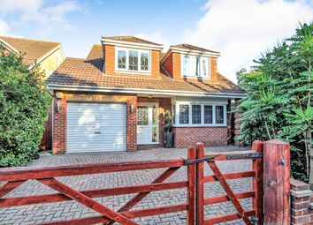 Thumbnail 4 bed detached house for sale in The Drive, Mayland, Chelmsford