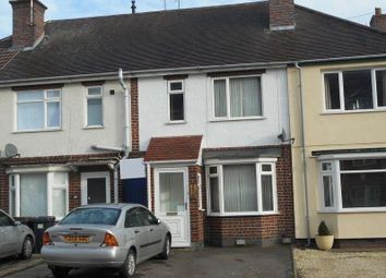 Thumbnail 2 bed terraced house for sale in Heath End Road, Nuneaton
