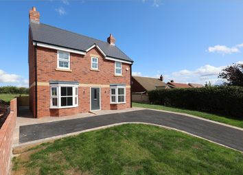 Thumbnail 4 bed detached house for sale in Serlby Lane, Harthill, Sheffield