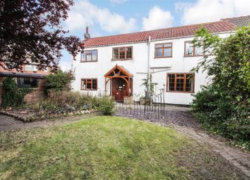 Thumbnail 4 bed end terrace house for sale in Station Road, Nafferton, Driffield