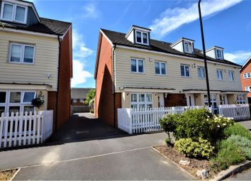 Thumbnail 4 bed terraced house for sale in Kenbury Drive, Slough