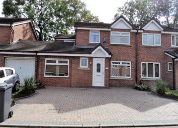Thumbnail 4 bed semi-detached house for sale in Notre Dame Gardens, Blackburn