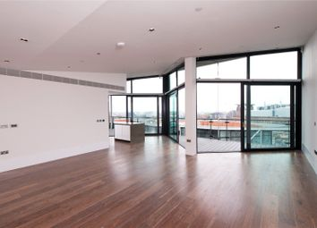 Thumbnail 3 bed property to rent in Four Riverlight Quay, London