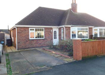 Thumbnail 2 bed semi-detached bungalow for sale in Lyndhurst Avenue, Skegness, Lincs