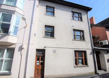 Thumbnail 3 bedroom flat to rent in Union Street, Aberystwyth