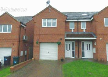 3 bed end terrace house for sale in Westerdale Road, Scawsby, Doncaster. DN5