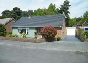 Thumbnail 2 bed bungalow for sale in Towers Drive, Higher Heath, Whitchurch, Shorpshire