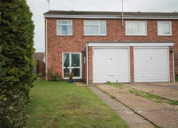 Thumbnail 3 bed terraced house for sale in Gilders Way, Clacton-On-Sea