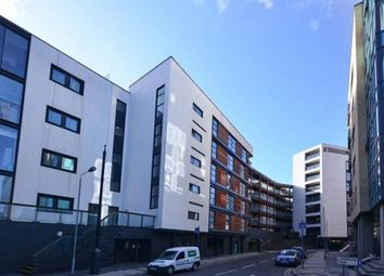 Thumbnail 2 bed flat to rent in Hailings Wharf, Channelsea Road, Stratford, Olympic Village, London