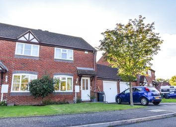 Thumbnail 2 bed semi-detached house to rent in Antony Gardner Crescent, Whitnash, Leamington Spa