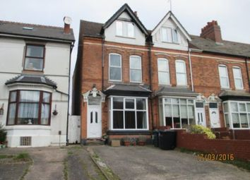 Thumbnail 1 bedroom flat to rent in Arthur Road, Erdington, Birmingham