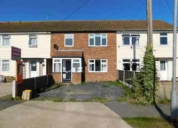 Thumbnail 3 bed terraced house to rent in Mornington Road, Canvey Island