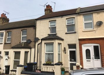 Thumbnail 2 bed terraced house to rent in Fitzroy Avenue, Margate