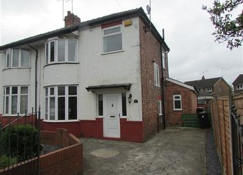 Thumbnail 3 bedroom property for sale in Cromwell Road, Preston