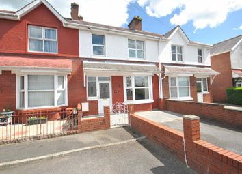 Thumbnail 3 bed terraced house for sale in Myrddin Crescent, Carmarthen