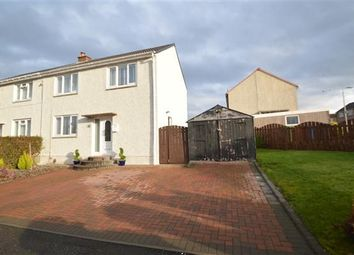 Thumbnail 3 bed semi-detached house for sale in Cypress Court, Lenzie, Glasgow