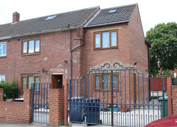Thumbnail 6 bed semi-detached house for sale in Hyrstlands Road, Batley, West Yorkshire
