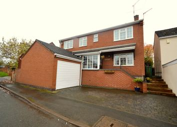 Thumbnail 4 bed detached house for sale in The Hollies, Main Street, Thurlaston