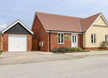 Thumbnail 2 bed semi-detached bungalow to rent in Morello Chase, Soham, Ely