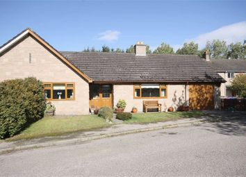 Thumbnail 2 bed semi-detached bungalow for sale in Abbeylands Road, Pluscarden, Elgin