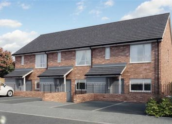 Thumbnail 2 bedroom terraced house for sale in Mill View, Mill Street, Newcastle-Under-Lyme
