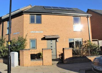 Thumbnail 3 bed end terrace house for sale in Clover Street, Upton, Northampton