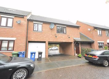 Thumbnail 1 bedroom maisonette to rent in Church Hollow, Purfleet, Essex
