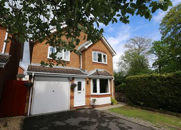 Thumbnail 4 bed detached house for sale in Hedgerow Close, Rownhams, Southampton, Hampshire