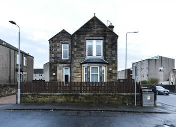 Thumbnail 2 bed flat for sale in Hagg Crescent, Johnstone