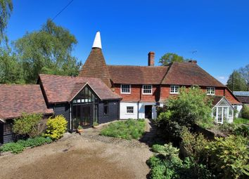 Thumbnail 6 bed detached house for sale in Couchman Green Lane, Staplehurst, Kent