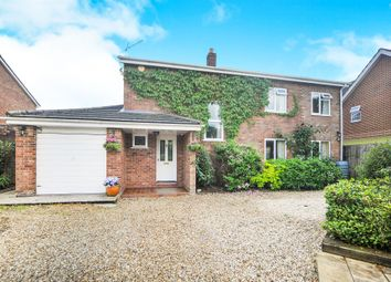 Thumbnail 4 bed detached house for sale in High Street, Bromham, Chippenham