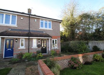 Thumbnail 2 bed semi-detached house for sale in Jannetta Close, Aylesbury