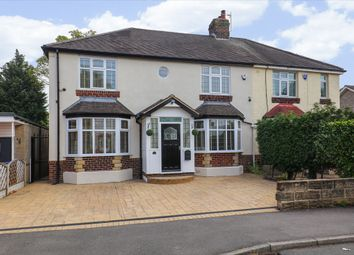 Thumbnail 4 bed semi-detached house for sale in James Andrew Crescent, Sheffield