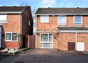 Thumbnail 2 bed semi-detached house for sale in Kenilworth Drive, Willsbridge