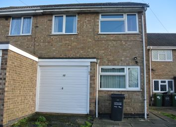 Thumbnail 3 bed semi-detached house for sale in Beacon Avenue, Leicester