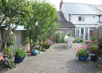 Thumbnail 2 bed terraced house for sale in Station Road, Cullompton, Devon