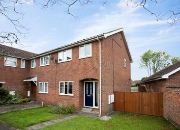 Thumbnail 3 bed end terrace house for sale in Melcombe Avenue, Strensall, York