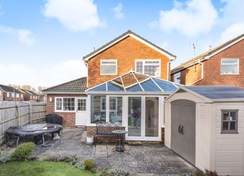 Thumbnail 3 bed detached house for sale in Ely Close, Abingdon