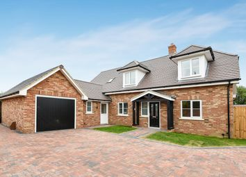 Thumbnail 4 bedroom detached house for sale in Flitton Road, Greenfield