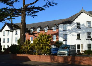 Thumbnail 2 bedroom property for sale in Hamilton Court, Salterton Road, Exmouth, Devon