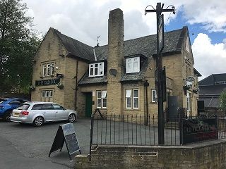 Thumbnail Pub/bar for sale in 56 Park Lane, Bradford