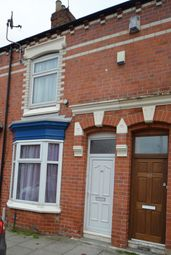 Thumbnail 2 bed terraced house to rent in Myrtle Street, Middlesbrough