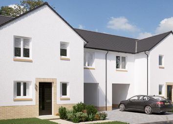 "Thumbnail 4 bed terraced house for sale in ""The Tonbridge"" at Blantyre, Glasgow"