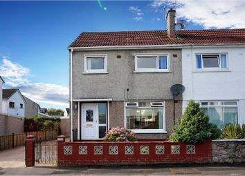 Thumbnail 3 bed semi-detached house for sale in Jeanie Deans Drive, Helensburgh