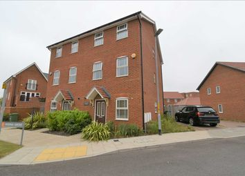 Thumbnail 3 bed property for sale in Mercer Avenue, Castle Hill, Ebbsfleet Valley, Swanscombe