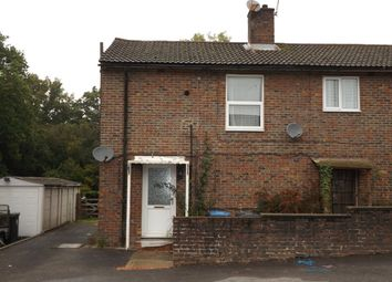 Thumbnail 1 bed maisonette to rent in Woodlands Road, East Grinstead